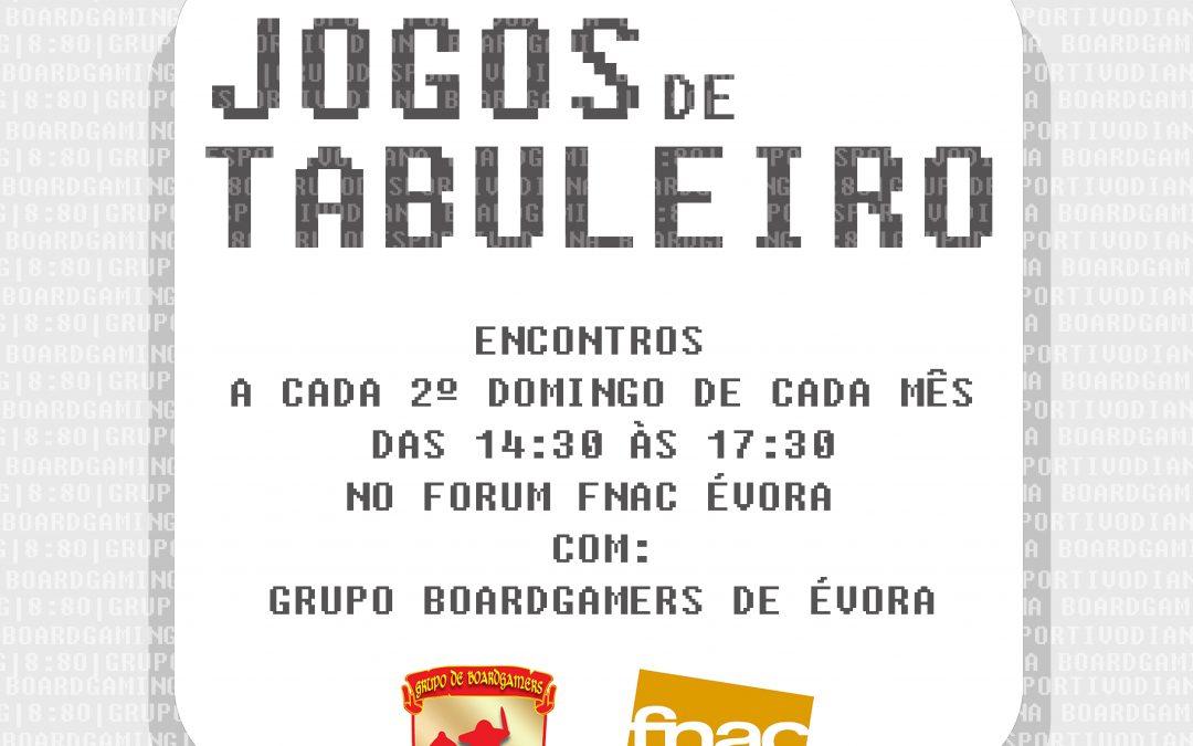Jogos de Tabuleiro na FNAC Évora