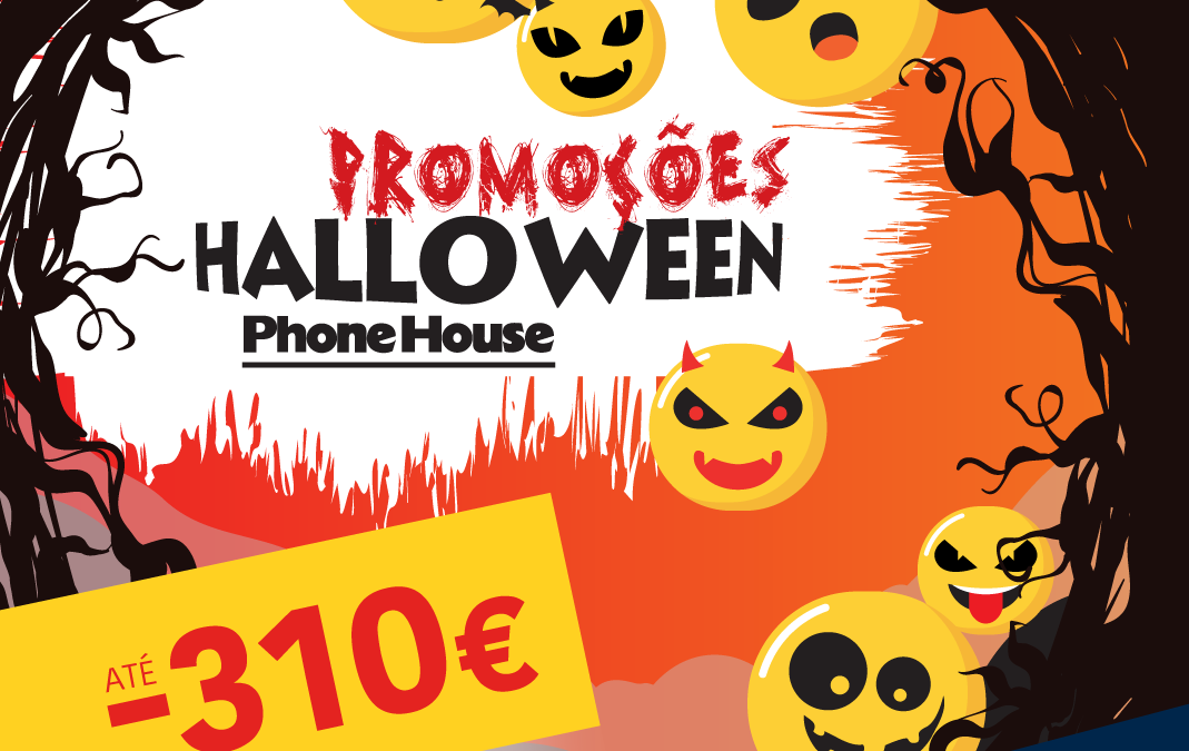 Phone House – Halloween 2018