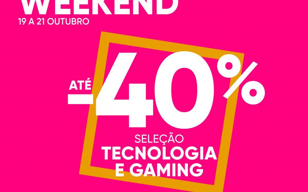 Promo Weekend Fnac – 19 a 21 de Outubro