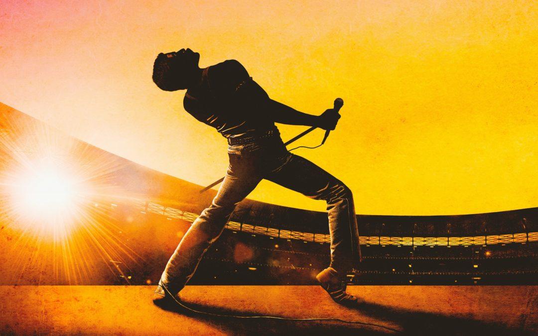 Pré Venda – Exibição Filme Bohemian Rhapsody!