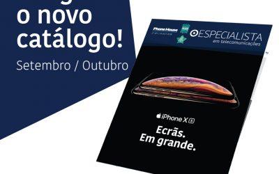 Phone House – Novo catálogo e Campanha Setembro/Outubro 2018