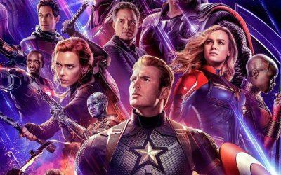 Cinemas NOS: Pré-Venda Vingadores: Endgame