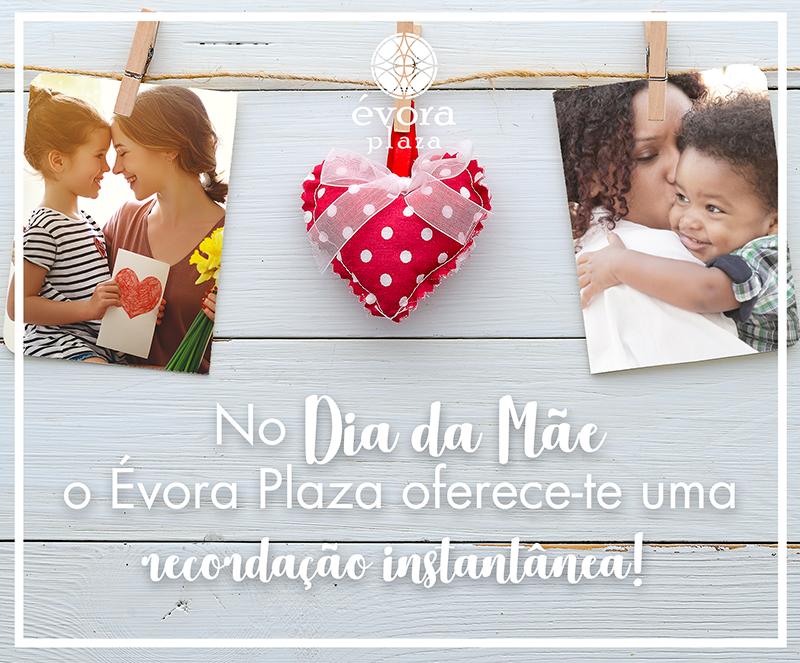 No Dia da Mãe oferecemos-te uma recordação instantânea!