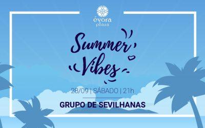 Summer Vibes | Sábado 28/09