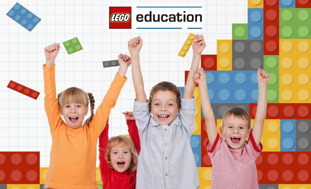 A LEGO Education está de volta em Janeiro!