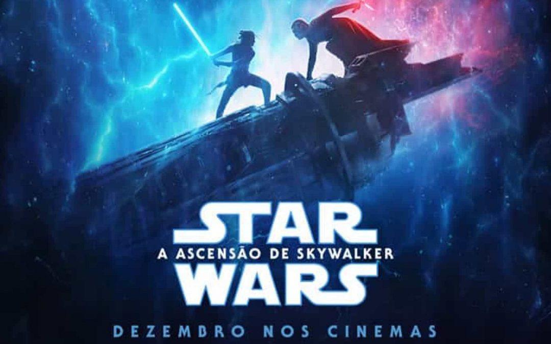 "Pré-venda ""Star Wars: A Ascensão de Skywalker"""